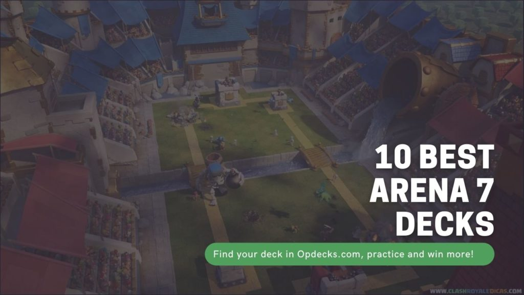10 Best Arena 7 Decks Opdecks Com